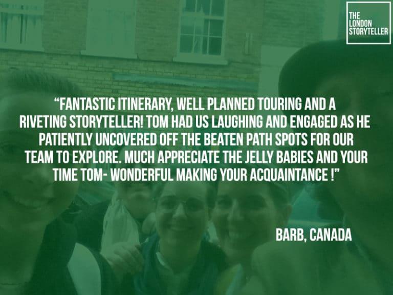 Testimonial Barb