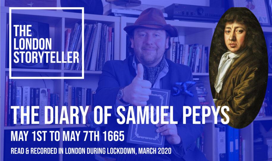 Custom thumbnail for The Diary of Samuel Pepys